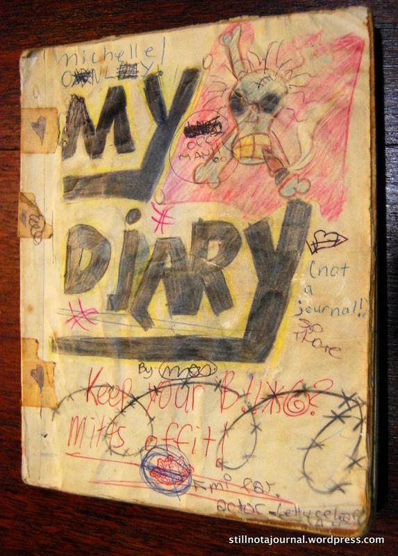 diary 1 journal