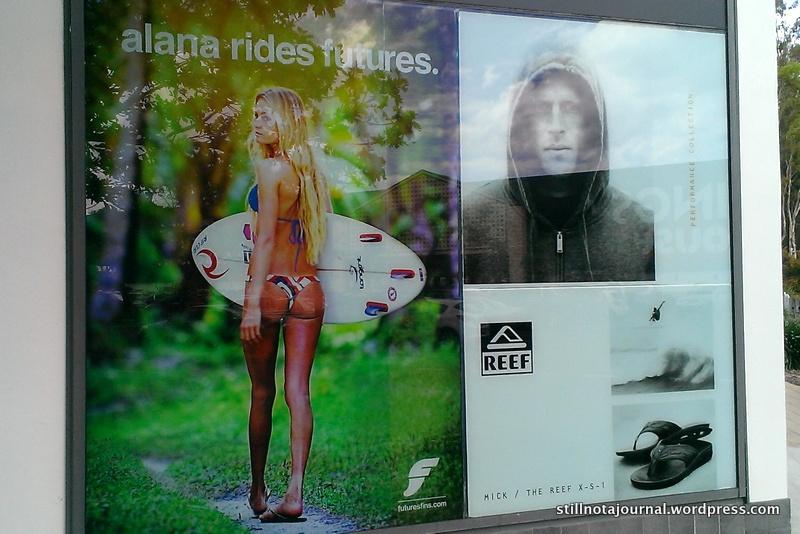 alana blanchard futures ad