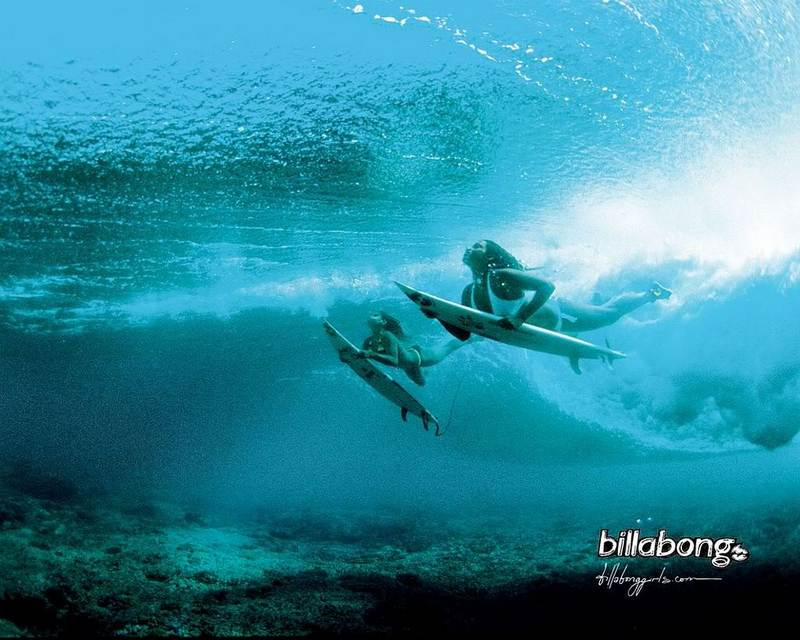 undies rant billabong female surfers duckdive