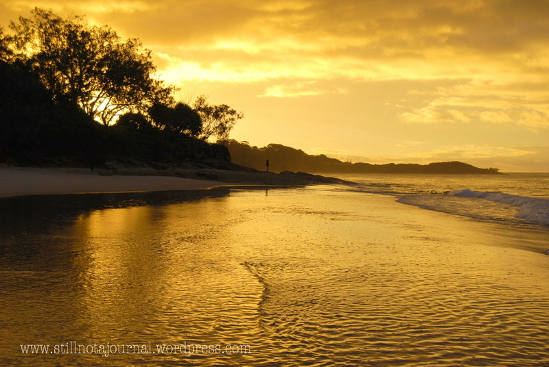 Cylinder Beach, North Stradbroke Island