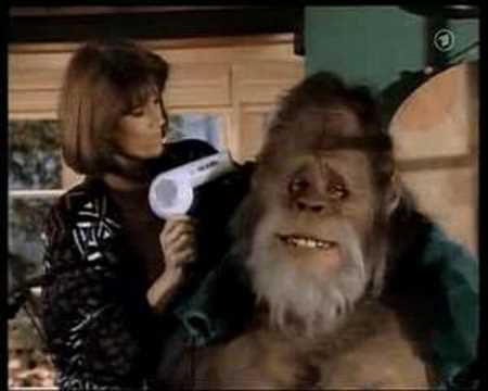 Because even Sasquatch has standards of grooming.