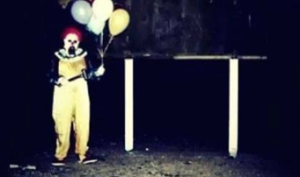 terrifying yet hilarious clowns