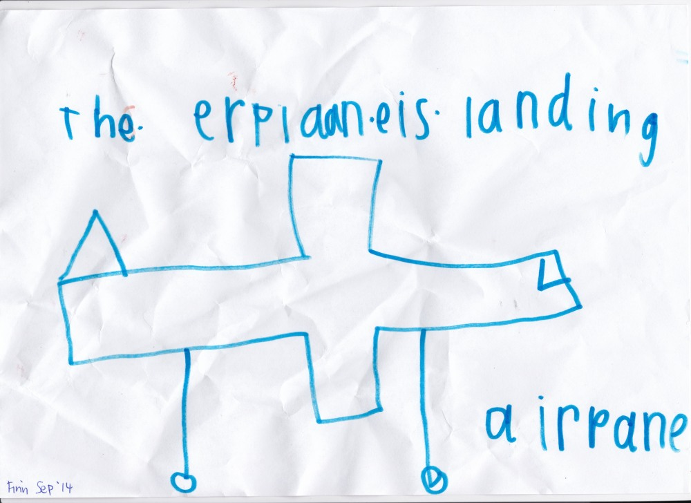 Is it a bird? Is it an erplane?