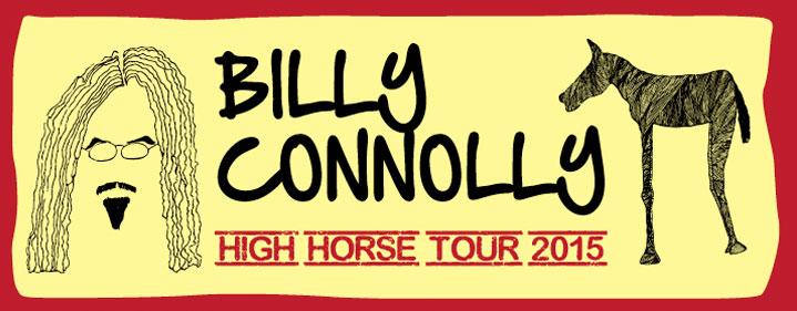 high horse tour banner
