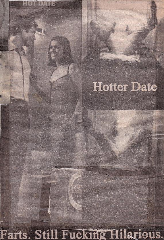 PROSH hot date funny