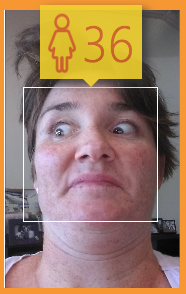App still thinks I'm only 36! I want to marry it.