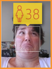Closest one yet. Coincidentally, it's also the face I'll make in a few weeks when I realise I've hit 40...