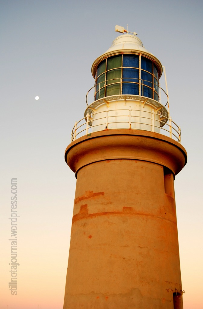 Vlamingh Head lighthouse, Exmouth