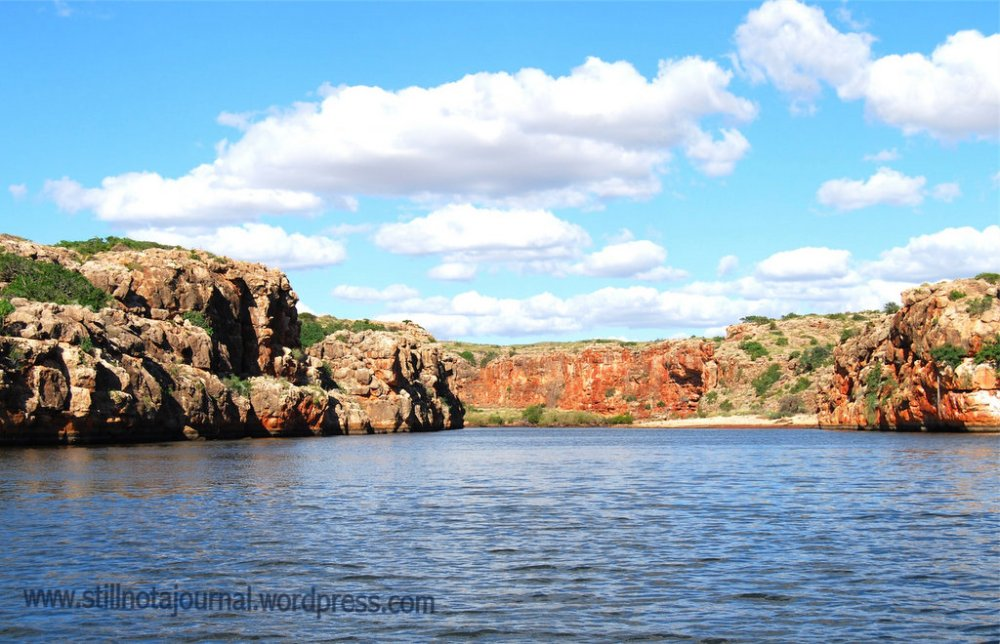 yardie creek gorge 1
