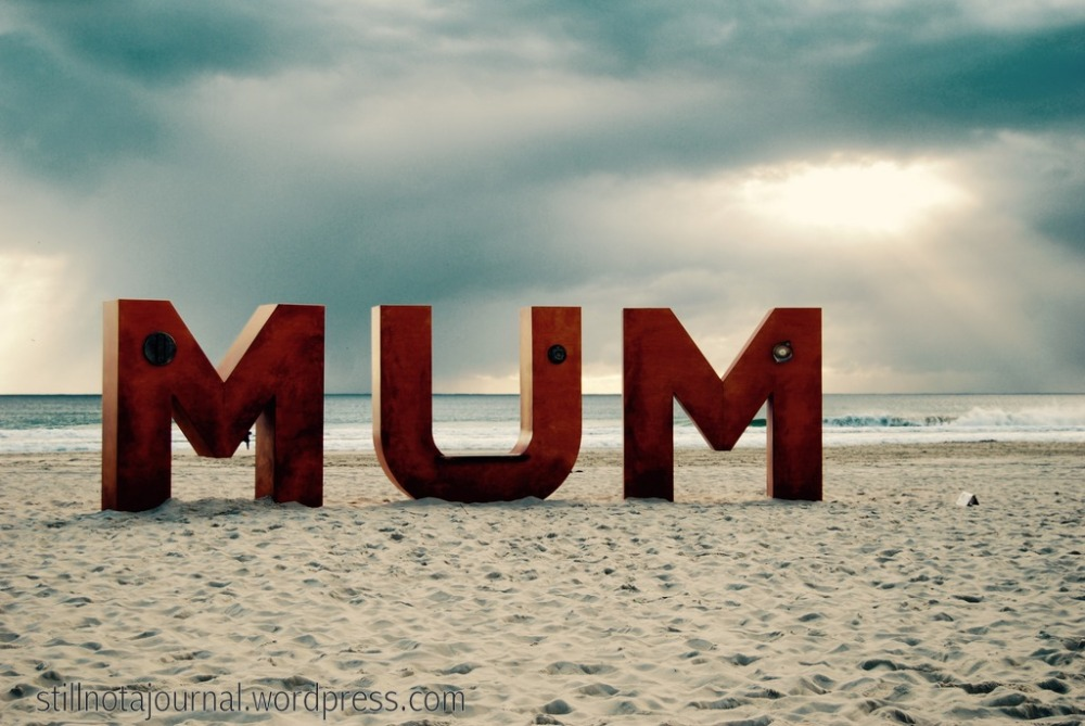 I am Mum by Suzi Lucas. I am Mum too - this must be me on a good day...