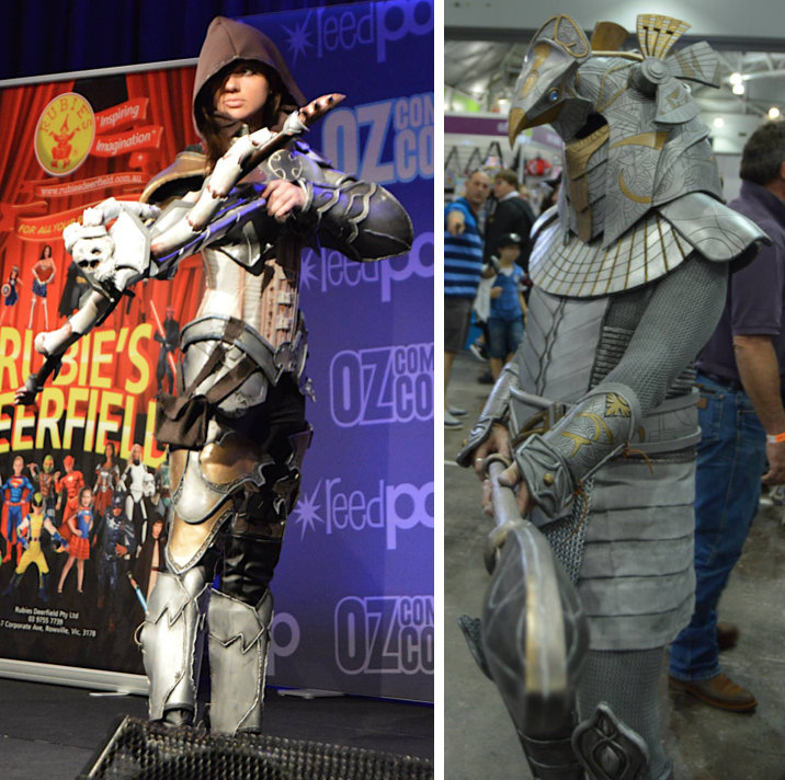 Brisbane Oz Comic-Con 2015 cosplay