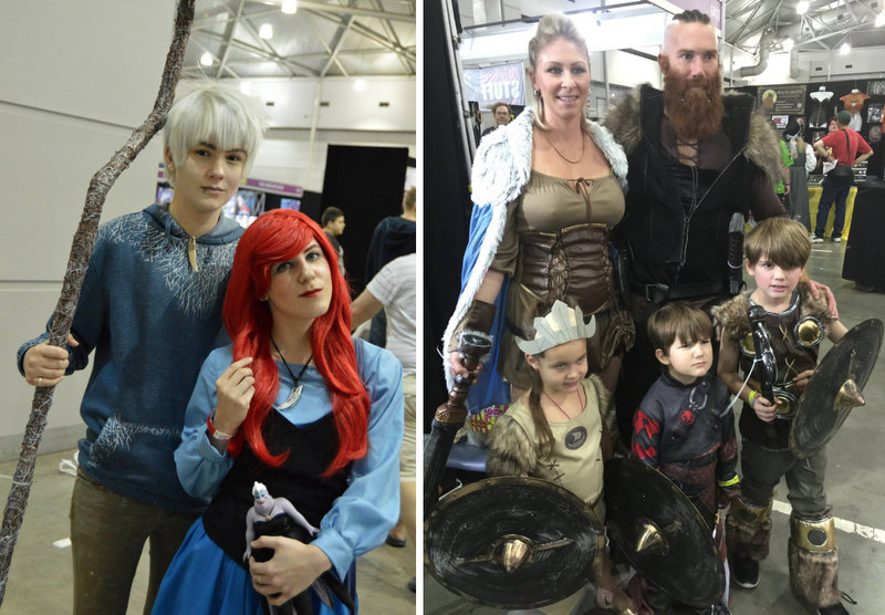 Brisbane Oz Comic-Con cosplay 2015