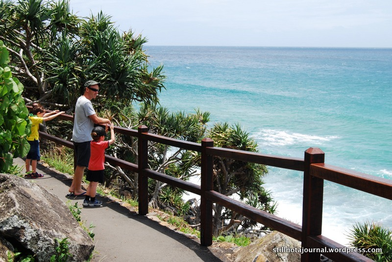 05 Burleigh Headland Walk Oceanview Circuit