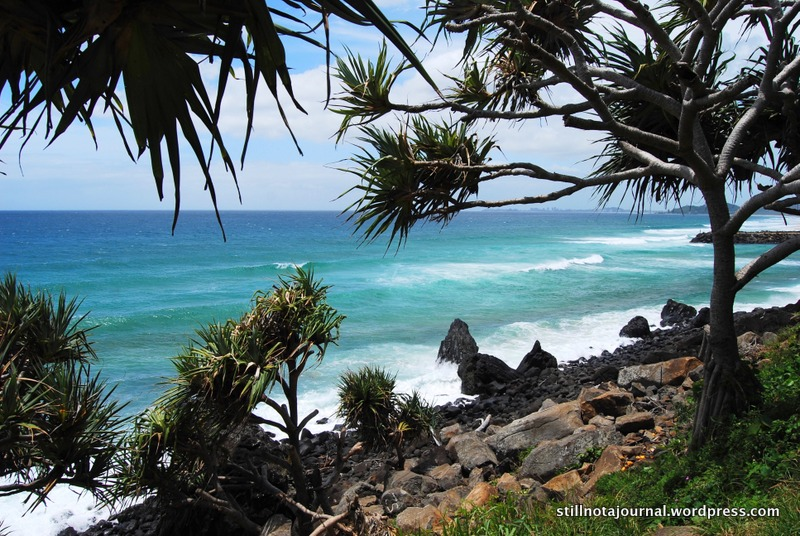 07 Burleigh Headland Walk Oceanview Circuit