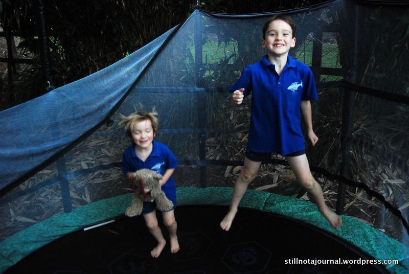 Vuly trampoline