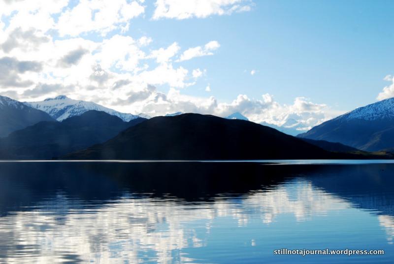 Lake Wanaka reflections